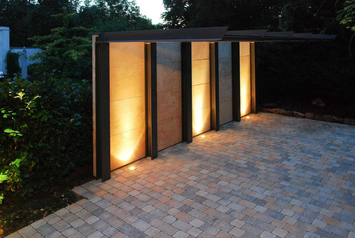 carport architektenstudio melzer. Black Bedroom Furniture Sets. Home Design Ideas
